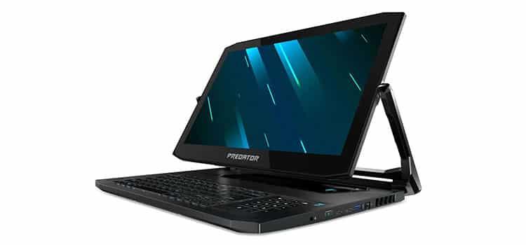spesifikasi harga laptop gaming Acer Predator Triton 900